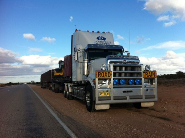 About Banister's Transport - Newcastle & Hunter Valley